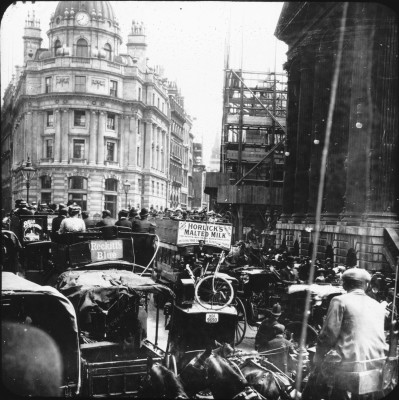 Traffic-jam-in-London