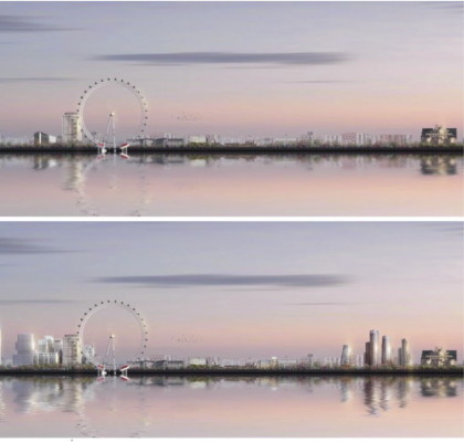 Future London: What the Southbank London Skyline Will Look Like in 2023