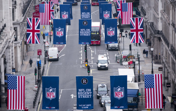 NFL on Regent Street - Flags_6
