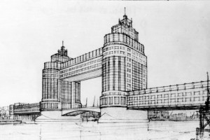 Gallery: Alternative Designs for London's Iconic Tower Bridge