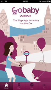London Apps: Review of GoBaby London App – Brilliant Travel Guide for Parents in London