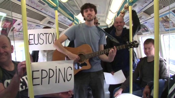 Video: Learn Every Tube Station by Song