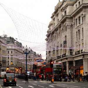 Photo: 70 Days to go until Christmas in London