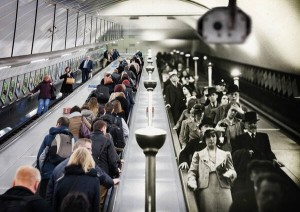 Photo: London – Then and Now