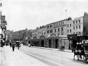 History: Photo of Harrods Circa 1884