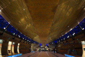 London Photo: View of the Cutty Sark From Below