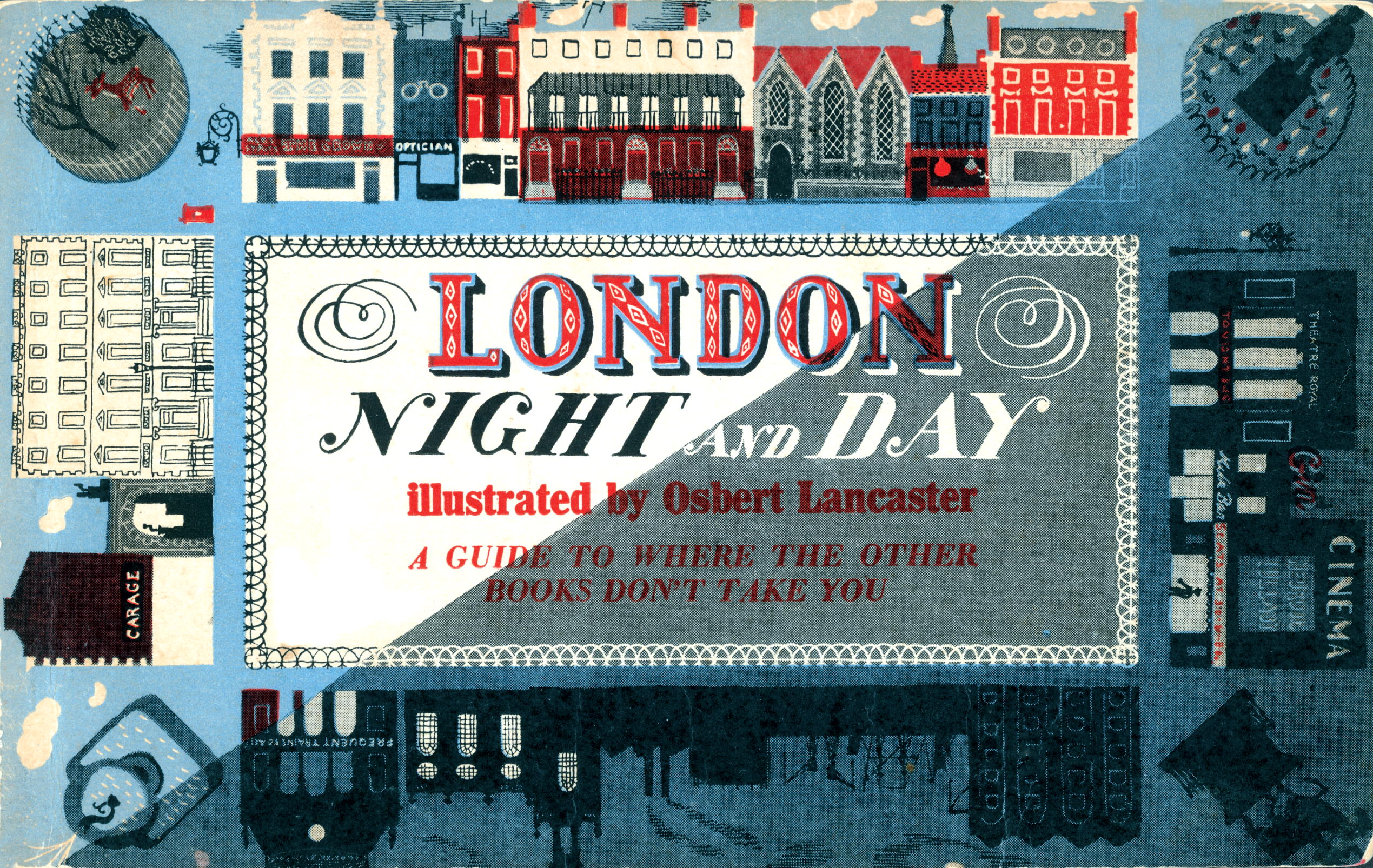 Book Excerpt: Exploring London by Day and by Night in 1950's London