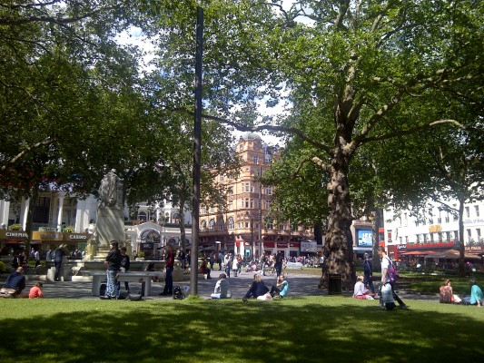 London Places: Ten Random Facts and Figures about Leicester Square You May Not Have Known