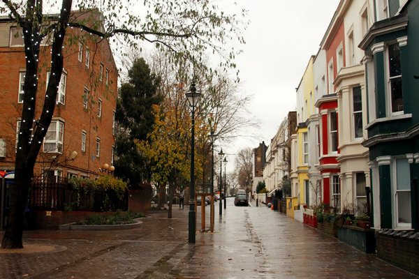 Ten Interesting Facts and Figures about Notting Hill