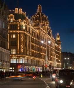 Home of Harrods: 10 Interesting Facts and Figures about Brompton Road
