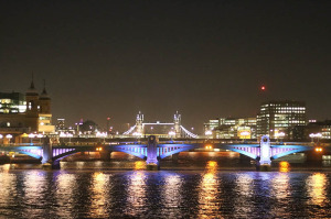 Dispatches from London: Being a London Tour Guide for a Special Guest