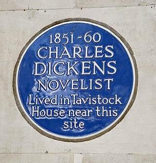 Dickens-plaque-tavistock