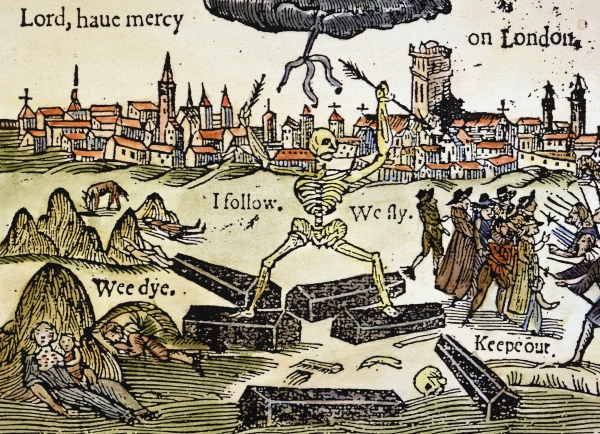 a history of the epidemic of the black death History middle ages the black death is the name for a terrible disease that spread throughout europe from 1347 to the epidemic returned to europe several times.