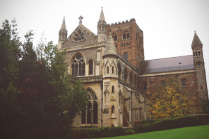 Dispatches from London: Getting Outside London to St Albans for the Day