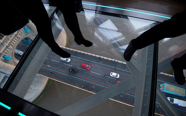 london 39 s newest tourist attraction london 39 s tower bridge. Black Bedroom Furniture Sets. Home Design Ideas