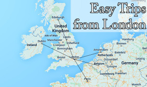 Dispatches from London: 5 Easy Trips to Take from London