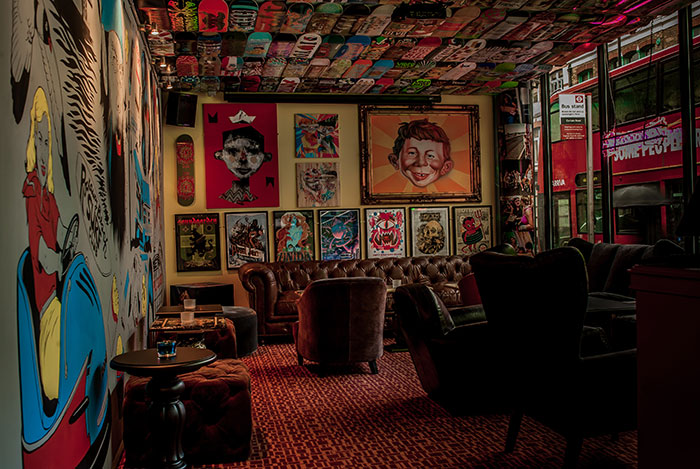 The London Fiver – Five More Fun Uniquely London Pubs and Bars