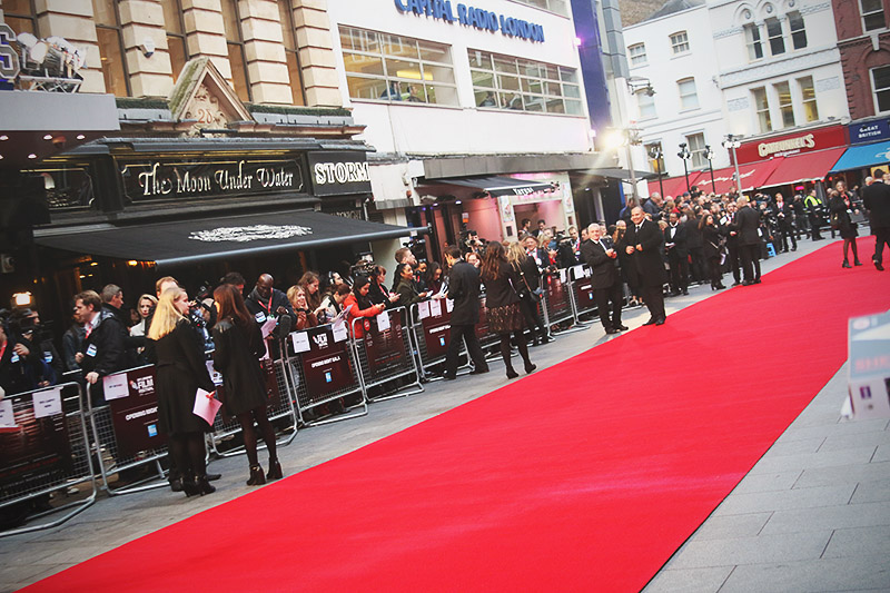 Dispatches from London: A Beginner's Guide to Celebrity Events in London