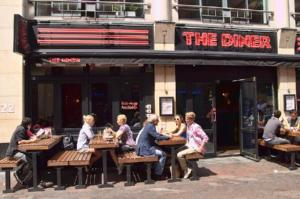 The London Fiver – Five of the Best American Restaurants in London For When You're Homesick