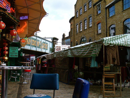 Camden Lock: 10 Interesting Facts and Figures about Camden Market You Might Not Know