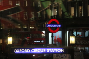 Dispatches from London: How to Survive Shopping on Oxford Street in London