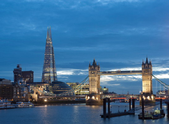 The Shard – The New Iconic Building Defining the London Skyline