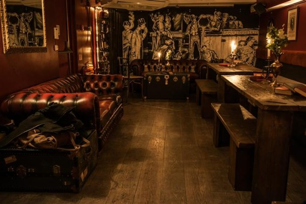 The London Fiver – Five of the Best London Speakeasies