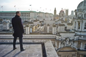 The 00Fiver – Five James Bond Experiences in London