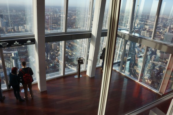 View from the Shard
