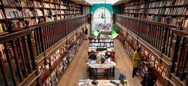The London Fiver – Five Places to Lose Yourself on Your Next Visit to London