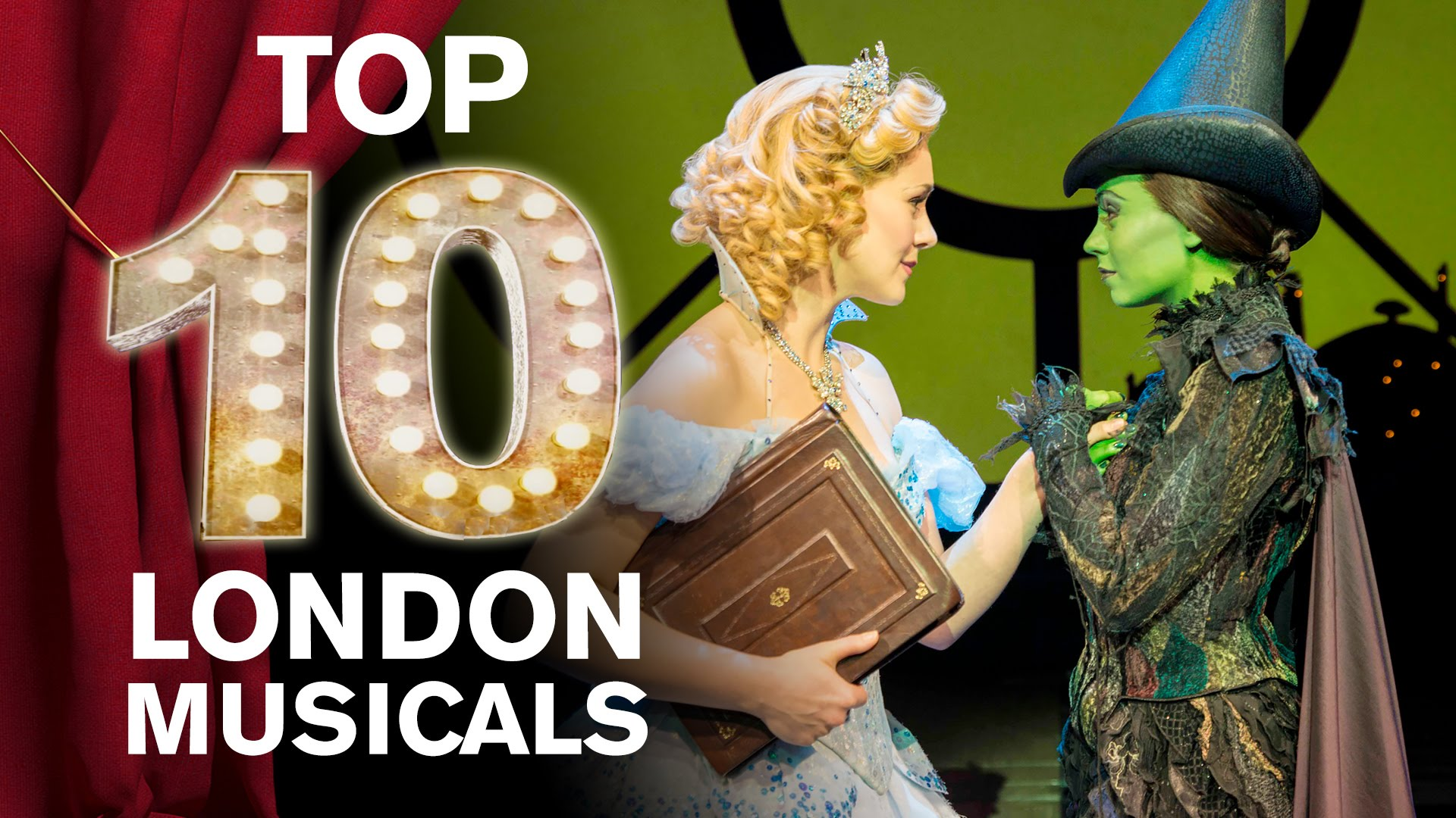 Video: Top 10 London Musicals To See On Your Next Visit
