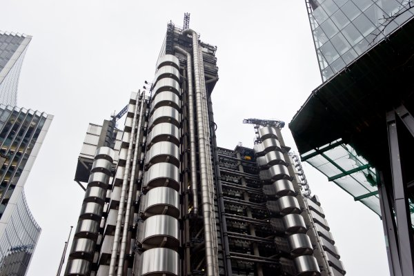 The Fiver – Five of London's Strangest Buildings