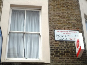 Guest Long Read: Notting Hill – Portobello Road Market through the eyes of a foreigner