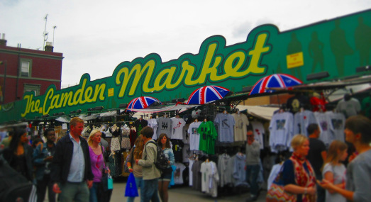 How London Markets Got Their Names
