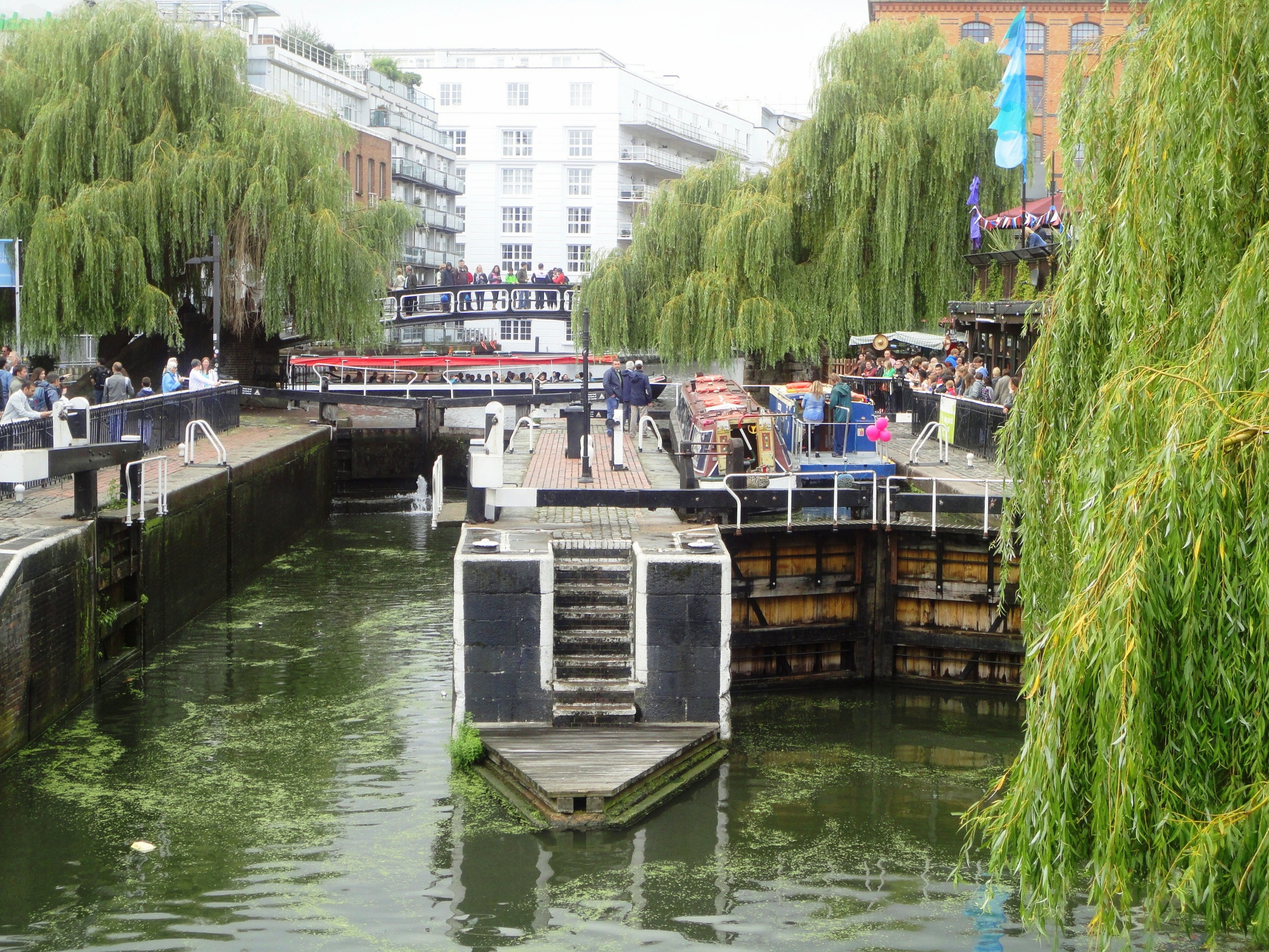 Guest Long Read: A First Time Trip to Camden Market