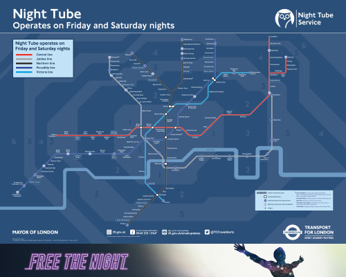 nighttube-map