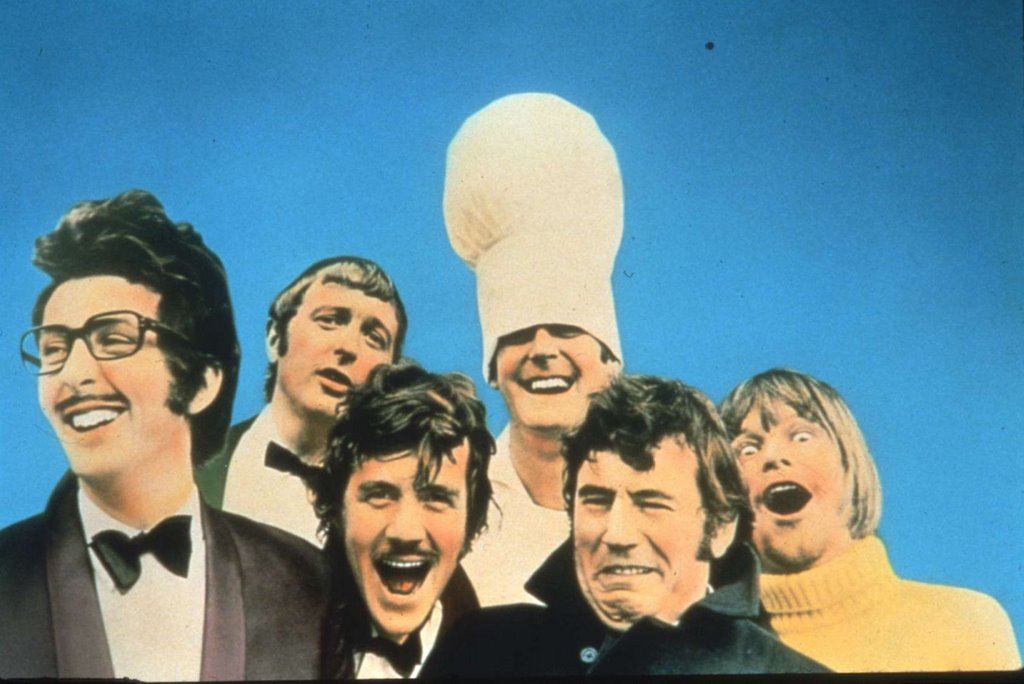 For Silly Walks: A Guide to Monty Python's London