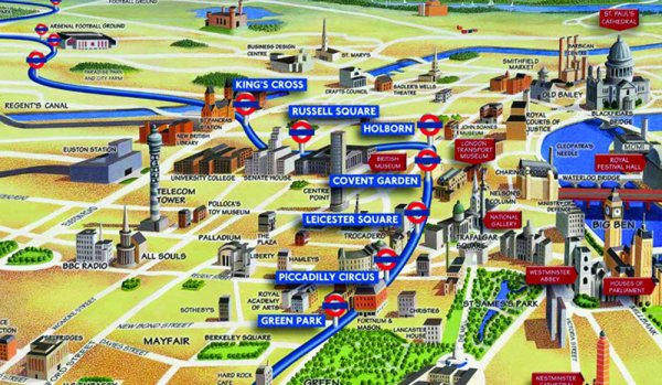Exploring The Tube: 10 Interesting Facts and Figures about the Piccadilly Line You Might Not Know