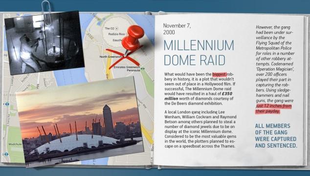 the millennium dome essay