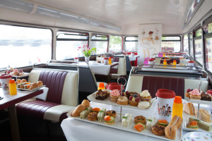 The London Fiver – Five of the Most Interesting Alternatives for Afternoon Tea in London