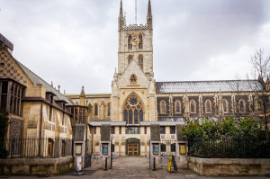Great London Buildings: Southwark Cathedral