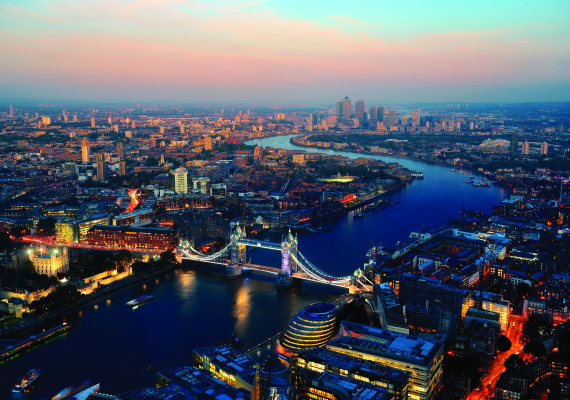 Anglotopia Magazine: What's in a Name? The Various Names of London Throughout History