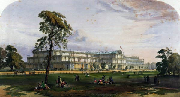 Great Londoners – Joseph Paxton – Landscape Architect and Designer
