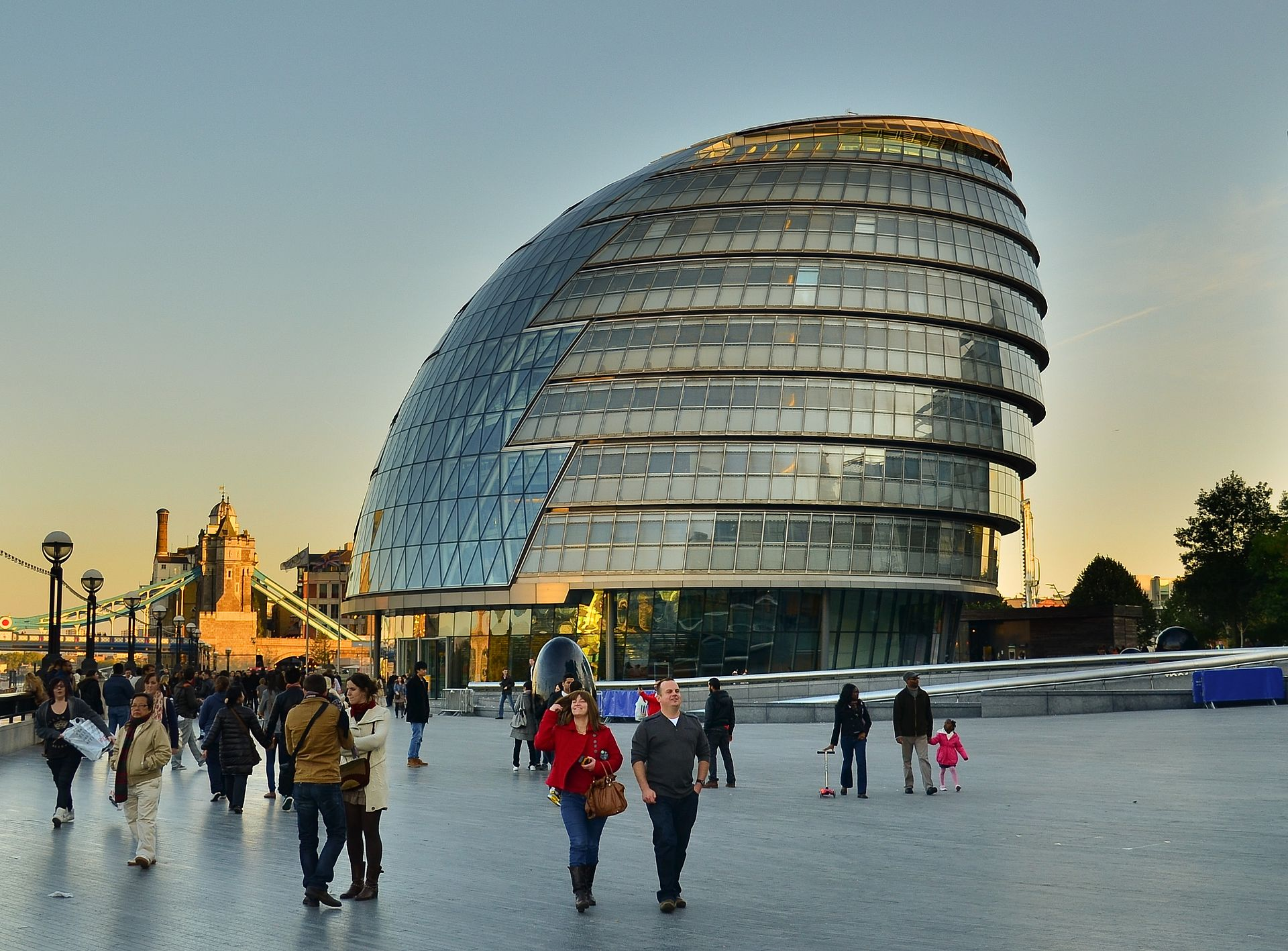 Ten Interesting Facts and Figures About the Greater London Authority