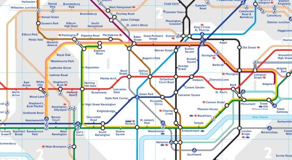 Tube of Wonder: Top Ten London Underground Mysteries