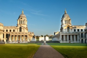 Great London Buildings – Old Royal Naval College Greenwich