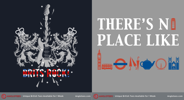 London Alert: New Designs LIVE – Brits Rock and There's No Place Like London