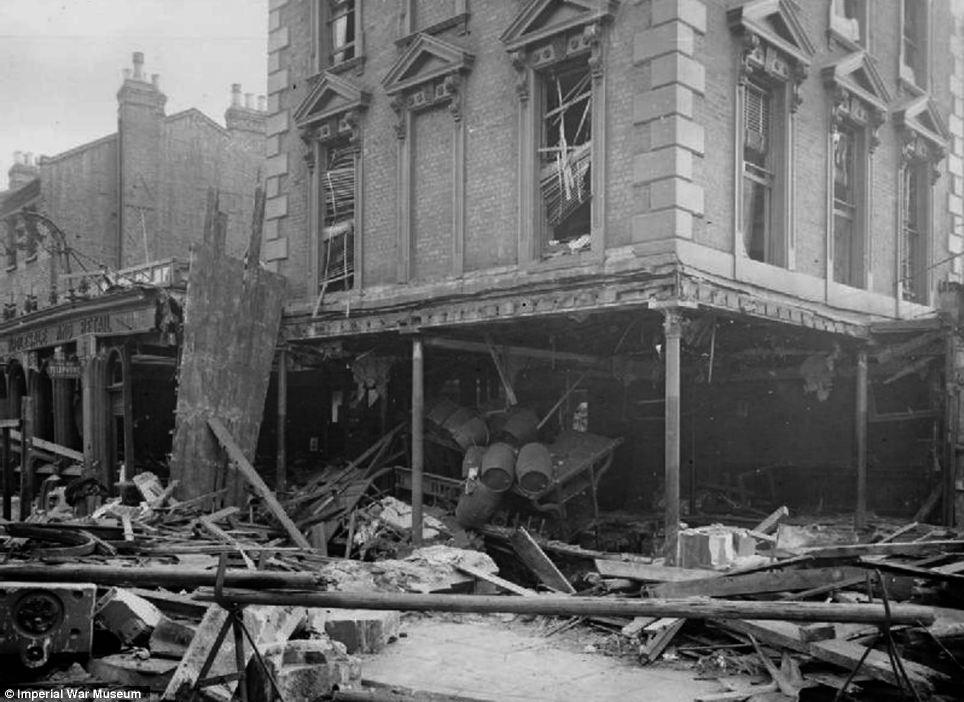 Time Travel London Bombing