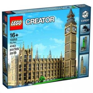 Elizabeth Tower (aka Big Ben) Comes to Lego
