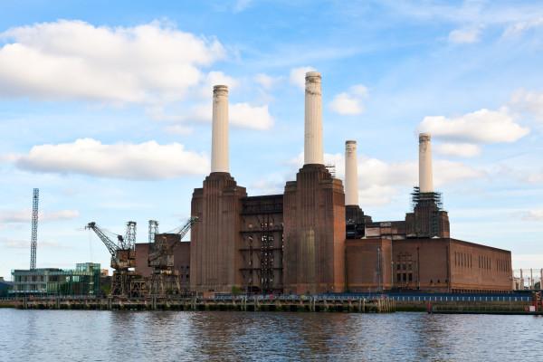Great London Buildings: Battersea Power Station